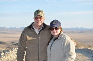 Bison Hunt with Dwight and Donna