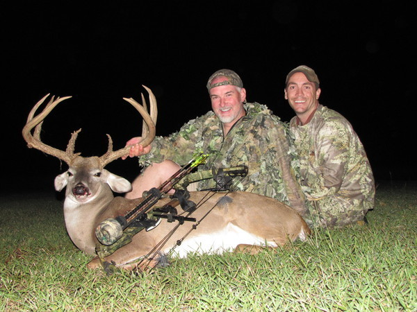 Whitetail Deer Hunting Season Off To A Good Start