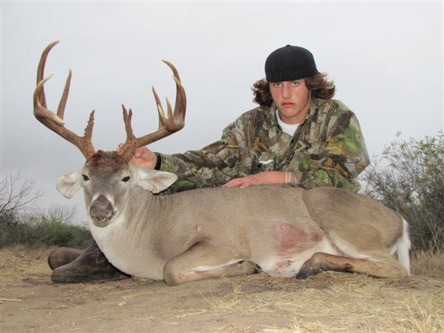 Texas Whitetail Hunts – Now That's What You Come To South Texas For