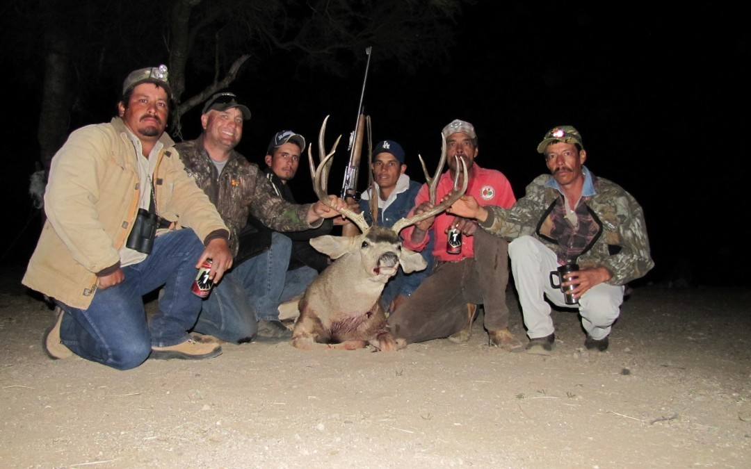 The Perils of Hunting in Mexico with Lorenzo Tadeo Leon