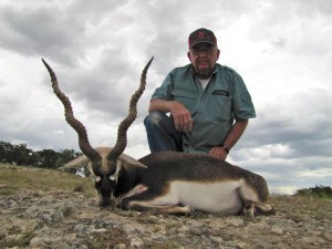 exotic game hunting in texas - Blackbuck