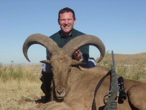 Aoudad Sheep Hunting - Brad's Aoudad Sheep